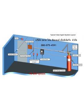 FM 200 (HFC227ea) System